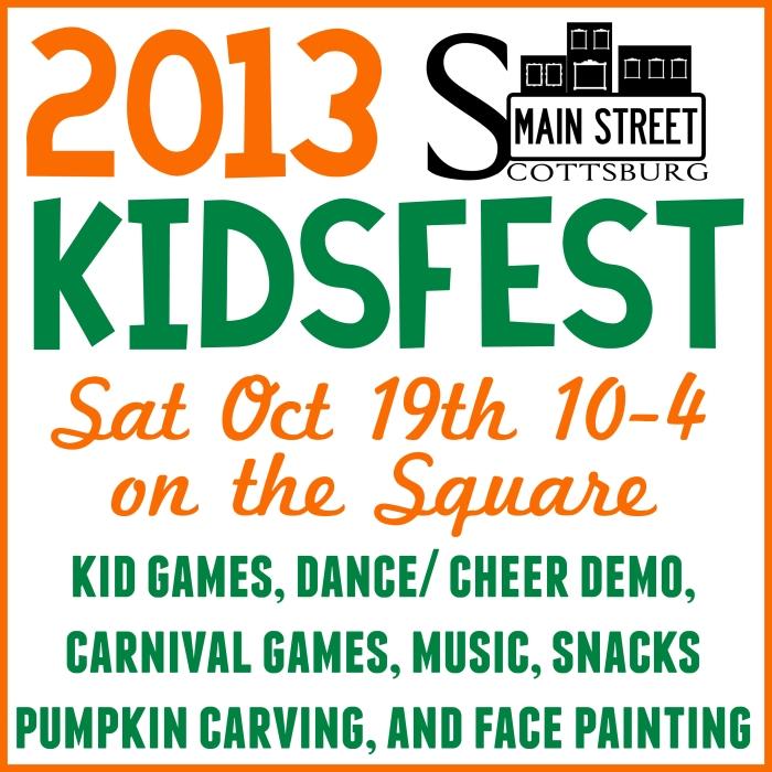 2013 Kidsfest!