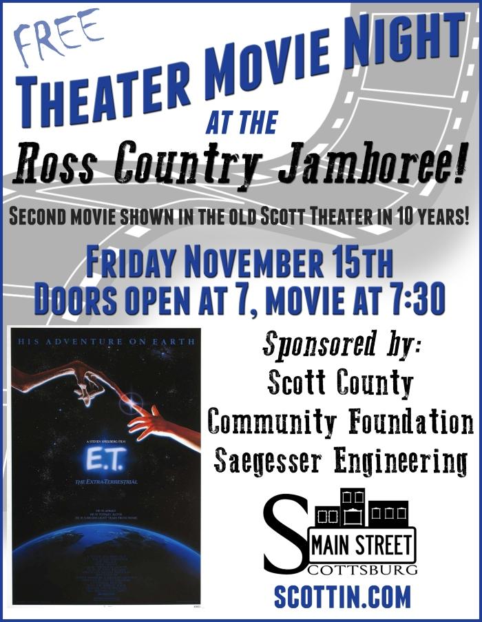 Free Movie Night!