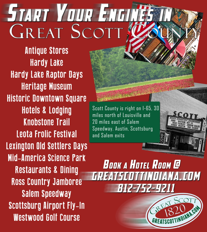 Salem Speedway Brochure Ad!