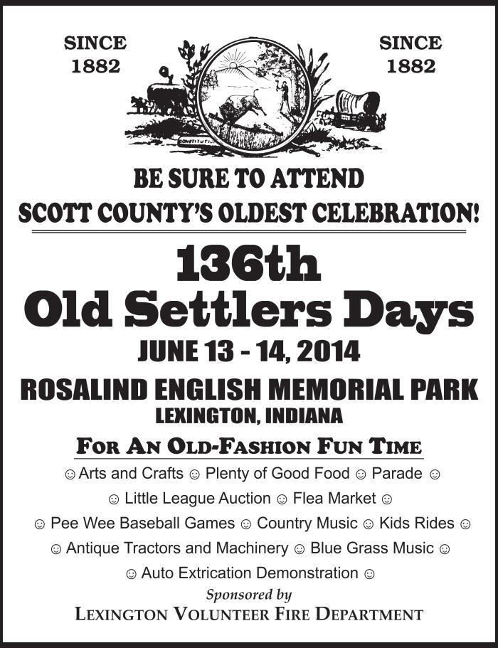 Lexington Old Settlers!!!!!!!!!!!!