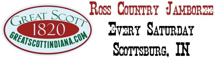 Ross Country Jamboree! Every Saturday!